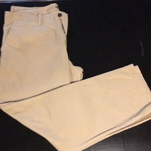 Old Navy khaki pants